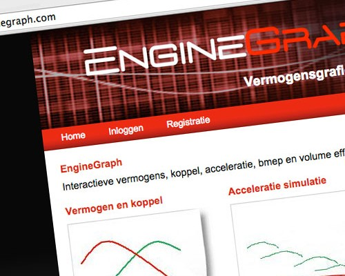 Website EngineGraph
